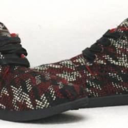 Toms youth shoes botas red hou...