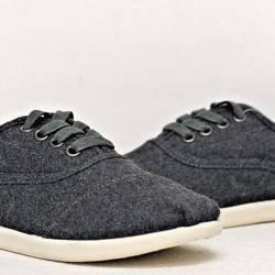 Toms youth cordones slate wool...