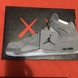 Air jordan 4 kaws uk 8.5 – c...
