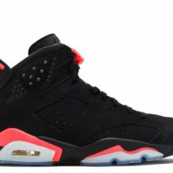 Air jordan 6 black  infrared 23