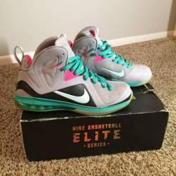 Nike lebron 9 elite south beac...