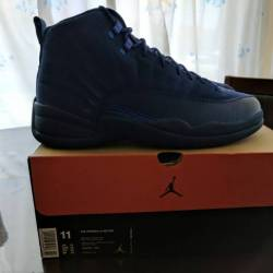 Air jordan 12 deep royal blue