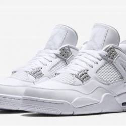 Air jordan retro 4 pure money ...