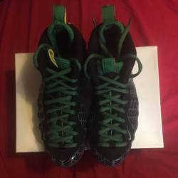 Nike air foamposite air qs - o...