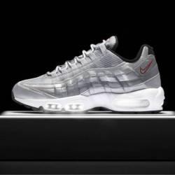 Nike air max 95 silver bullet ...