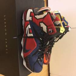 What the lebron xii