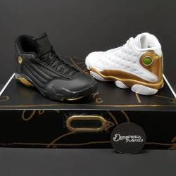 san francisco 79868 5d75f  399.99 Air jordan 13 14 defining mome... Deadstock jordan dmp pack ...