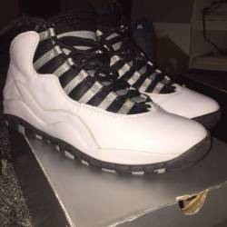 "Air jordan retro 10 ""steel"" (2..."