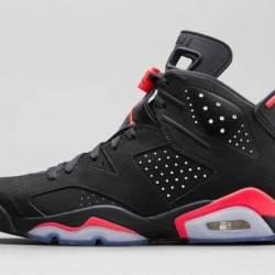 Air jordan 6 retro  blk infrar...