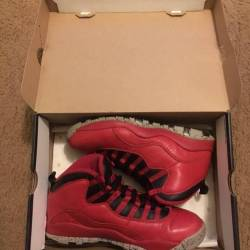 Air jordan 10's bulls over bro...