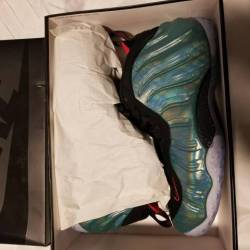Nike foamposite gone fishing