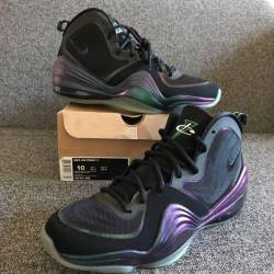 New nike air penny v egg plant...