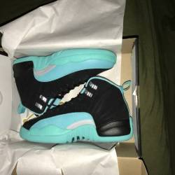 Air jordan 12 gs - hyper jade