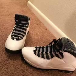 Jordan steel 10's