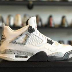 Jordan 4 white cement size 13 ...