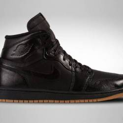 Air jordan 1 retro high black ...