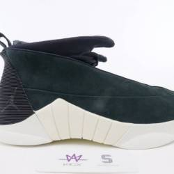 Air jordan 15 retro psny black...