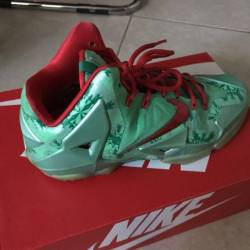 Nike lebron 11 christmas edition
