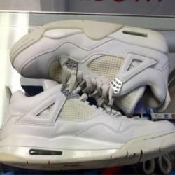Jordan 4 pure moneys
