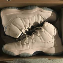 Air jordan 11 gs legend blue