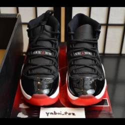 2008 air jordan retro 11 bred ...