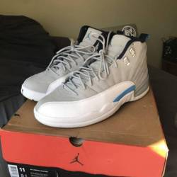 Air jordan 12 - grey  universi...