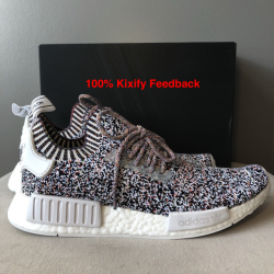 online store 3c449 921da BUY Adidas NMD R1 Color Static | Kixify Marketplace