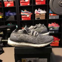 Adidas ultra boost uncaged gre...