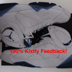 Air jordan 7 french blue