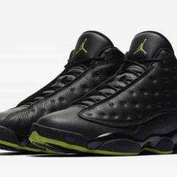 Air jordan 13 altitude black a...