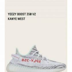 "YEEZY Boost 350 v2 ""Blue Tint illCurrency"