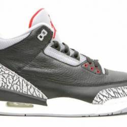 "Air jordan 3 og retro 88 ""blac..."