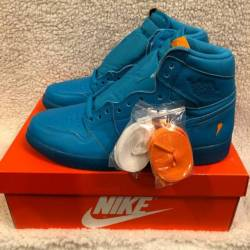 Air jordan 1 gatorade blue lag...