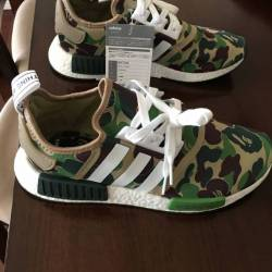 the best attitude 743e6 cb360 BUY Bape X Adidas NMD | Kixify Marketplace