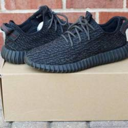 Worn pirate black yeezy boost ...