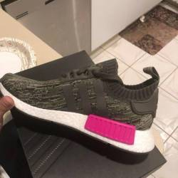 Adidas nmd r1. men's size 9....