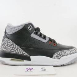 Air jordan 3 retro og bg black...