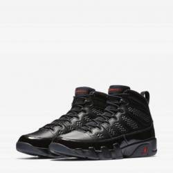 Air jordan 9 retro bred black ...