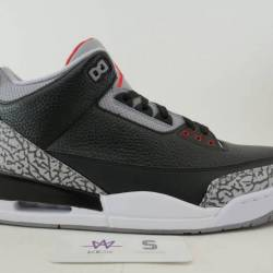 Air jordan 3 retro og black ce...