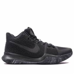 Nike kyrie 3 ep triple black 8...