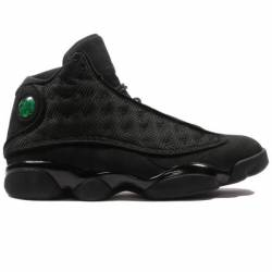 Nike air jordan 13 retro black...