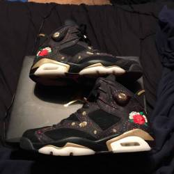 Air jordan 6 retro  cyn