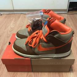 "Nike dunk ""the things"""