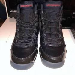 Jordan bred 9s