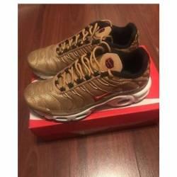 Air max tn gold