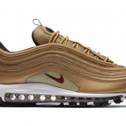 Air max 97 metallic gold 2018 ...