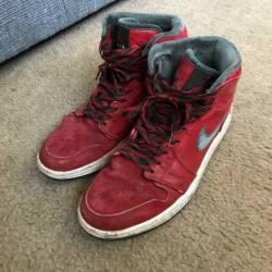12000 Jordan 1 Retro Premier Red Gucci