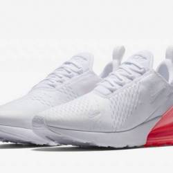 Nike air max 270 white hot pun...