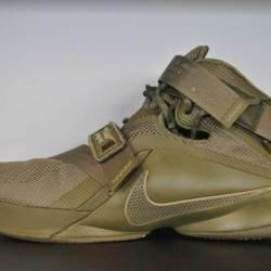 "Nike lebron soldier 9 prm ""oli..."