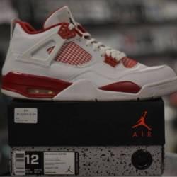 Jordan 4 size 12 alternate pre...